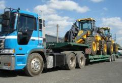 Transportation of large-size freights Kazakhstan