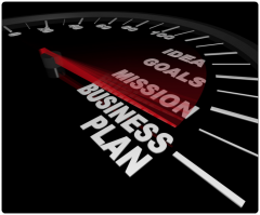 The business plan in a services sector