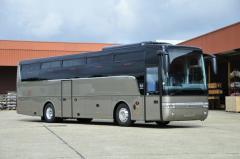 Passenger VANHOOL bus
