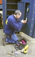 Сервисное обслуживание сейфов