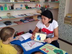 Частный садик в Алматы