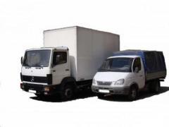 Услуги грузовых такси в Алматы