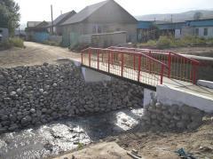 Выполнение работ по ликвидации ЧС природного характера в Медеуском районе г.Алматы