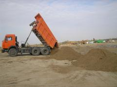 Recultivation of the solid waste landfill GKP