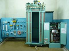 Production of the lift equipmen
