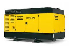 Аренда дизельного компрессора Atlas Copco XRVS 476