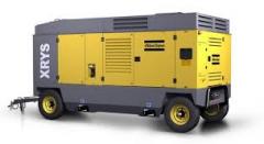 Аренда дизельного компрессора Atlas Copco XRYS 557