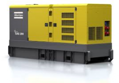 Аренда дизельной электростанции (генератора) Atlas Copco QAS 200