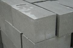Испытания  бетонных блоков