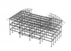 Çelik konstrüksiyonların projelendirmesi