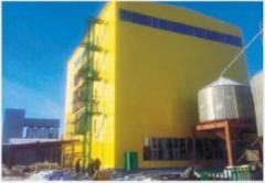 Будівництво й ремонт заводів різних галузей промисловості