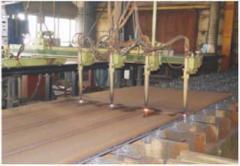 Production of hardware