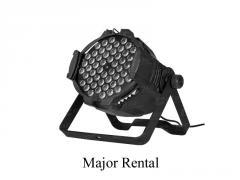 Rent of a LED searchlight of Led-Par