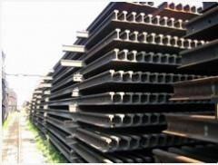 Supply of materials for construction of railway