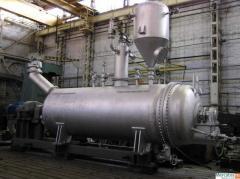 Опрессовка (гидроиспытание) трубопроводов, сосудов работающих под давлением