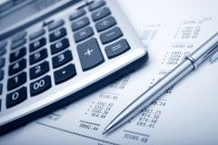 Accounting maintenance services