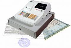 Registration of Cash registers