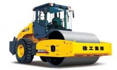Аренда грунтового катка XCMG XS162J масса 16 тонн (2011 г.в.)