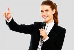 Уроки ораторского искусства