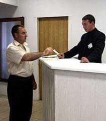 Охрана офисов и бизнес-центров, пропускной режим