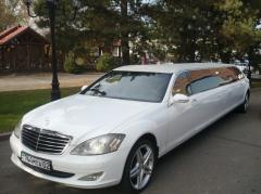 Hire Mercedes W221 Limousine (10 places)