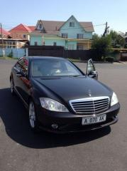 Hire of Mercedes W221 of maintenance