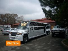 Hire Mercedes Helendvahen Limousine limousine