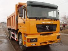 Cargo transportation of inert materials