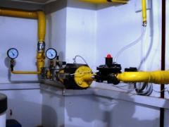 Gas supply automation
