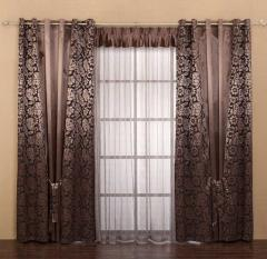 Dry-cleaner of curtains, portieres, lambrequin (including on firm frame basis)