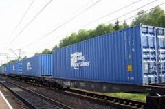 Перевозки по железной дороге