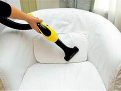 Services of dry cleaning of upholstered furniture