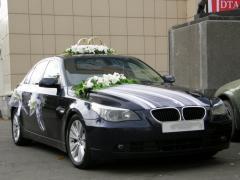Оформление свадебного кортежа