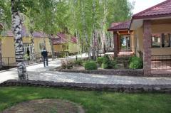 Sinegorye's boarding house