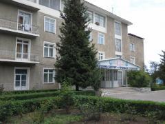 Military sanatorium of KR