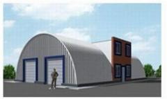 Construction of warehouse complexes