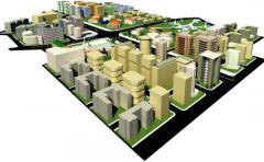 Town-planning design