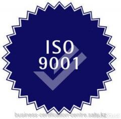ISO 9001 is