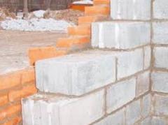 Кладка из камня, кирпича, блоков