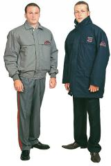 Пошив формы для сотрудников охраны