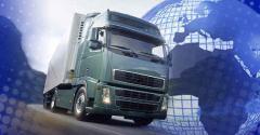 Automobile international transport and forwarding