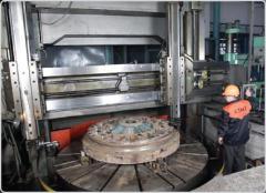 """Repair of rotors of """"turnkey"""""""