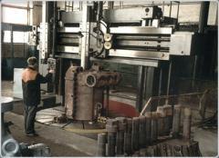 Restoration of bearings of sliding