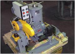 Installation of processing equipmen
