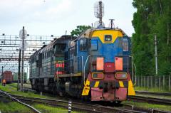 Rent of locomotive of TEM 2