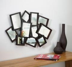 Изготовление зеркального панно