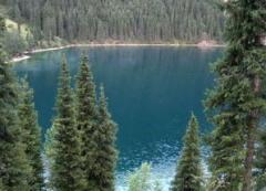 Кольсайские озера и Кайынды