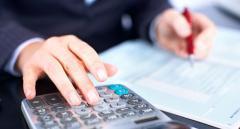 Conducting accounting