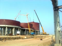 Строительство обьектов под