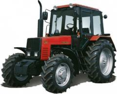 Maintenance and repair of tractors